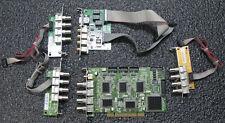 AVERMEDIA NV5000 120FPS 4-CHANNEL VIDEO CAPTURE DVR PCI CARD C123-K 0405C123-C7D