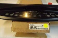 MAYTAG DISHWASHER 99002803 PANEL-CON (blk)  NEW IN BOX