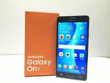 Brand New in Box Samsung Galaxy On7 SM-G6000 Dual SIM Smartphone/Black/16GB