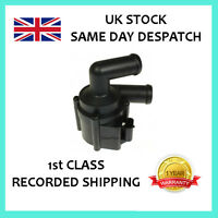 FOR VW PASSAT 1.6 2.0 TDI 2005-2014 NEW AUXILIARY HEATING WATER PUMP 5N0965561
