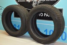 2 USED COOPER CS3 TOURING 205/55/16 205 55 16 205/55R16 TIRE