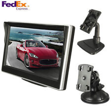 "5"" 800*480 TFT LCD HD Sn Monitor For Car Rear Reverse Rearview Backup Camera"