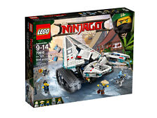 The LEGO Ninjago Movie  70616 Zanes Eis-Raupe NEU OVP BLITZVERSAND