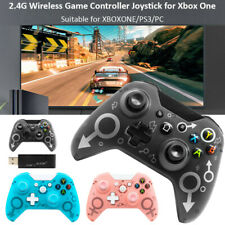 2.4G Wireless Game Controller Set Gamepad Joystick For Microsoft Xbox One PS3 PC