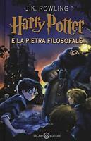 Libro Harry Potter e la pietra filosofale Vol. 1 Italiano Copertina rigida 2020