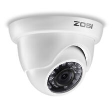 ZOSI Outdoor Dome Home Security Surveillance Camera 1080p HD 4in1 Night Vision