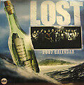 Lost Wall Calendar 2007, 2008 or 2010  (new, factory sealed)