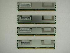 8GB (4x 2GB) PC2-5300F DDR2 667MHz FB DIMM HP Proliant DL360 DL380 G5 Memory