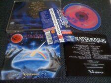 STRATOVARIUS / visions / JAPAN LTD CD OBI