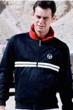 Sergio Tacchini Dallas 80s Tennis Track Top Mcenroe/Casuals/Fila - Danny Dyer