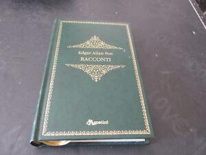 Edgar Allan Poe Racconti Collana Of Agostini 1985 Ed. Luxury