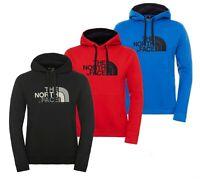 The North Face Fleece Hoodie Men's Sweatshirt Classic Top Drew Peak Pullover M L
