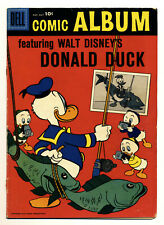 Comic Album Walt Disney's Donald Duck #1 (Dell) VG4.0