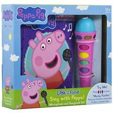 Peppa Pig: Sing with Peppa! (Play-A-Song)