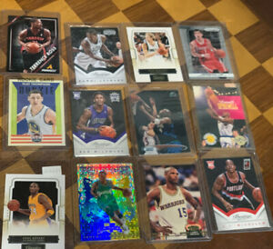 Kobe Kawhi Dirk Lin CJ LOT Misc NBA Basketball Cards