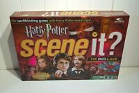 Harry Potter Scene it? The Family DVD Board Game Complete Optreve 8+