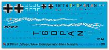 1/144 ep 2793 Schlangen Ju 87 des Stuka-Geschwaders 2