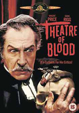 DVD:THEATRE OF BLOOD - NEW Region 2 UK