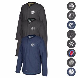 2016-17 NBA Adidas Authentic On-Court Faster Warmup Performance Jacket Men's