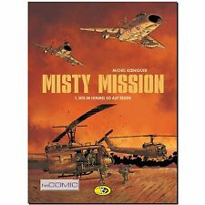 Misty Mission 1 Wie im Himmel so auf Erden Vietnamkrieg Königeur COMIC
