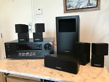 7 Piece Commercial Grade Surround Sound System By Acoustic R with ONKYO Receiver