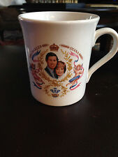 Princess Diana Prince Charles Mug Pre-Owned