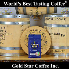 100% Jamaica - Jamaican Blue Mountain - 1 lb - Fire Roasted Hand Crafted Coffee