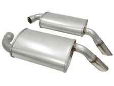 1978-1982 Corvette Aluminized Muffler Stainless Steel Tips