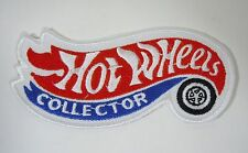 HOT WHEELS Cars Collector Iron-On Collector Patch 4""