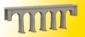 kibri 37663 Spur N, Z, Ravenna-Viadukt mit Eisbrecherfundamenten #NEU OVP