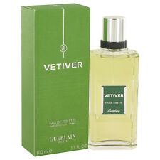 VETIVER GUERLAIN 100ML/ 3.4oz EDT Spray Mens Perfume Sealed Box Free Shipping