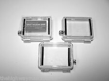 GENUINE WATERPROOF WRIST HOUSING EXTENDED BACK DOOR FOR GOPRO HD HERO 1,2,3,