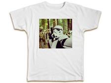Return Of The Selfie Mens T-Shirt - Funny Stars Wars Mens Present Gift Birthday