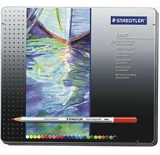 Confezione professionale di 6 matite colorate acquarellabili rosa Staedtler Karat 125 M24