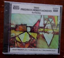 Trio Friedrich-Hebert-Moreno: Surfacing