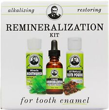 Uncle Harry's Remineralization Kit for Tooth Enamel & Mineral (1 kit)