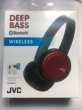 JVC HA-S30BT-R auriculares inalámbricos Bluetooth de graves profundos a estrenar