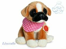 Boxer Pup Plush Soft Toy by Teddy Hermann Sold by Lincrafts 91932 REDUCED SALE