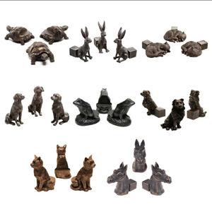 3 Pcs Decorative Feet for Planter Animal Plant Pot Feet Resin Handmade Decorate
