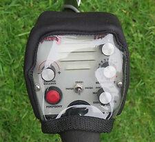 Pro-intempéries-TESORO u-max control box cover-en néoprène noir-détecteur de métaux