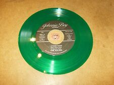 THE ADLIBS - I STATED HOME - SANTA'S ON HIS   / LISTEN - DOO WOP - COLORED VINYL