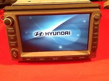 06 07 08 09 10 11 Hyundai AZERA RADIO CD NAVIGATION GPS XM LAN-8671NH1