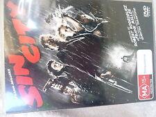 SIN CITY,MICKEY ROURKE, BRUCE WILLIS,CLIVE OWEN  DVD MA R4