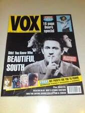 VOX MAGAZINE # 8 - BEAUTIFUL SOUTH - May 1991