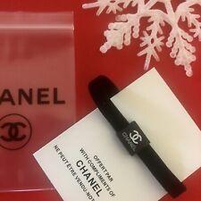 Chanel edle Logo Haargummi Haarschmuck VIP Geschenk verpackt Neu