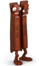 Kill Kat Evil Wafers Milk Chocolate Version Vinyl Figure Andrew Bell