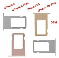 OEM Sim Card Holder Tray Metal Slot For iPhone 6G 6 Plus & iPhone 6S 6S Plus