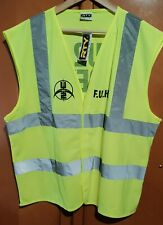 U2 MEGA RARE SECURITY VEST ONLY FOR CREW 360°TOUR 2009/2011 MINT STILL W. TAG