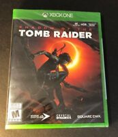 Shadow of the Tomb Raider (XBOX ONE) NEW