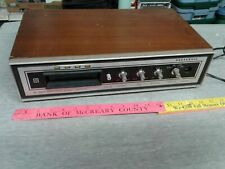 1974 Panasonic 8 Track Player Model RS-8105 tested